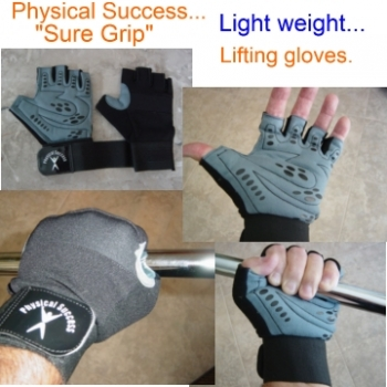 PSI Weight Lifting Gloves