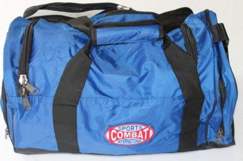 Combat Sports Gear Bag Physical Success