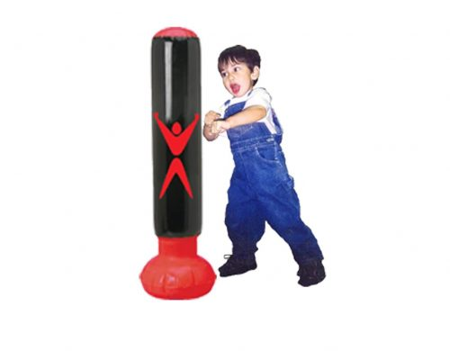 Youth Inflatable Punching Bag For Kids